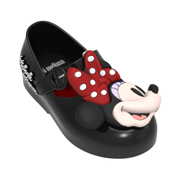 Mini Melissa Kids accessories Minnie Mouse Sweet Love-Black - Ever Simplicity