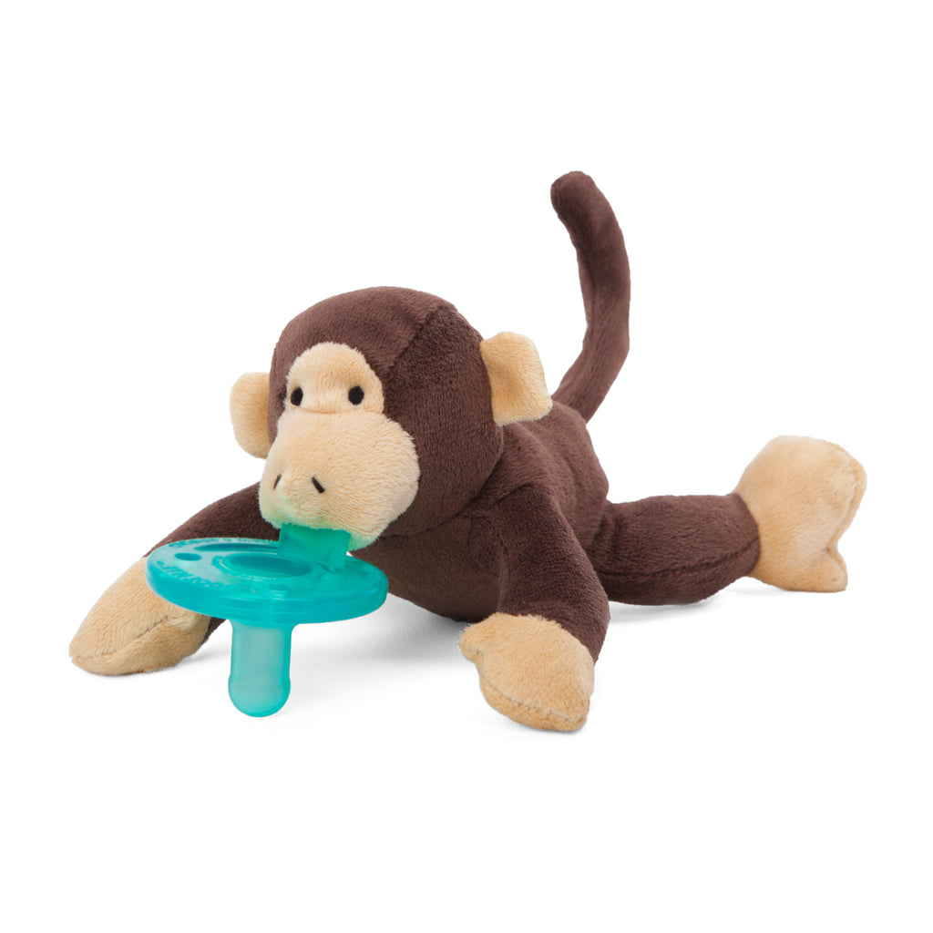 WubbaNub Kids Toys Monkey Pacifier - Ever Simplicity