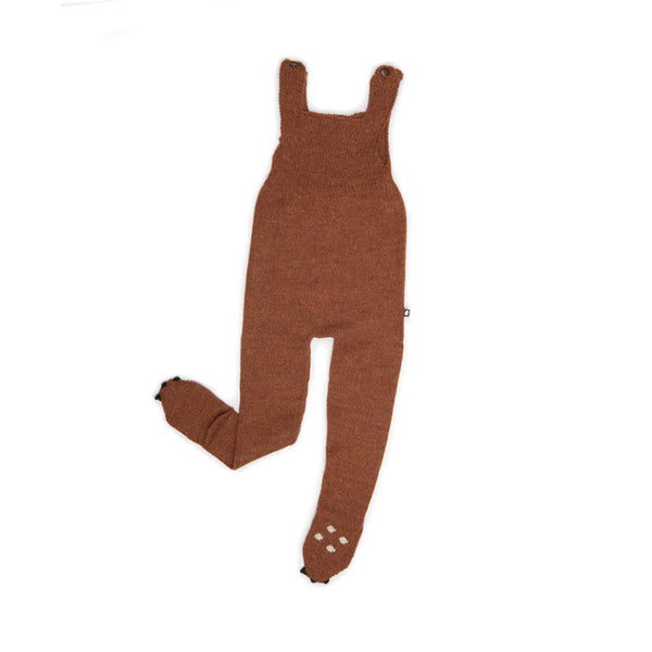 Oeuf Kids bottoms Bambi Footie Jumper - Ever Simplicity