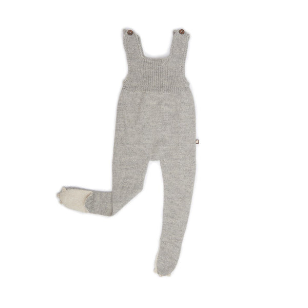 Oeuf Rabbit Footie Jumper - Ever Simplicity - 1