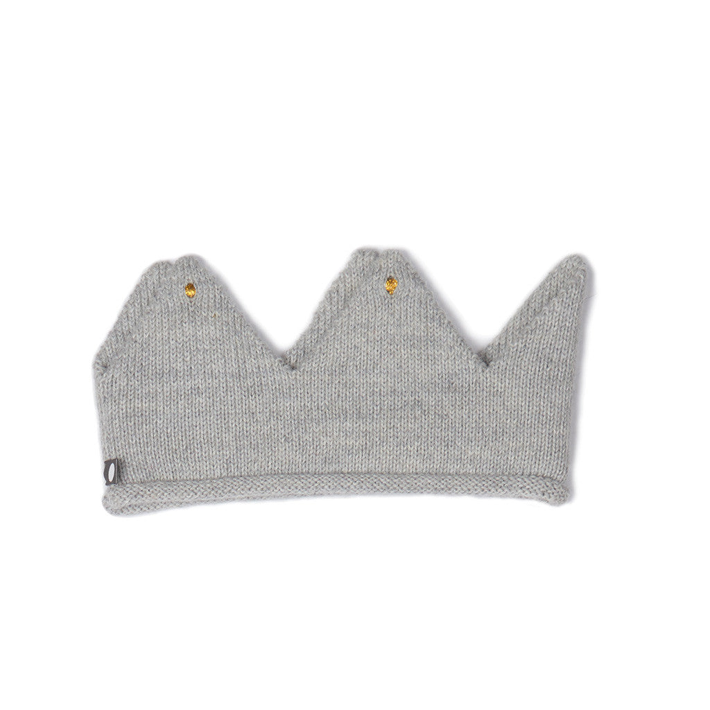 Oeuf Kids accessories Crown-Light Grey - Ever Simplicity