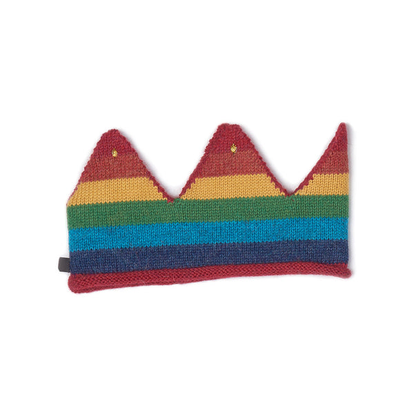 Oeuf Crown-Multi Stripes - Ever Simplicity - 1