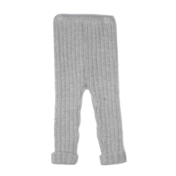 Oeuf Kids Bottoms Everyday Pants-Grey - Ever Simplicity