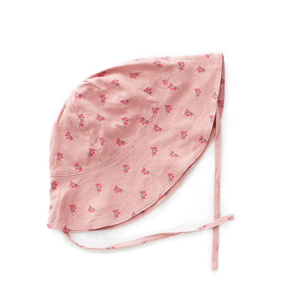 Oeuf Kids accessories Baby Hat-Rose/Flowers - Ever Simplicity