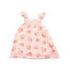Angel Dear Kids sets Peach Muslin Sundress - Ever Simplicity