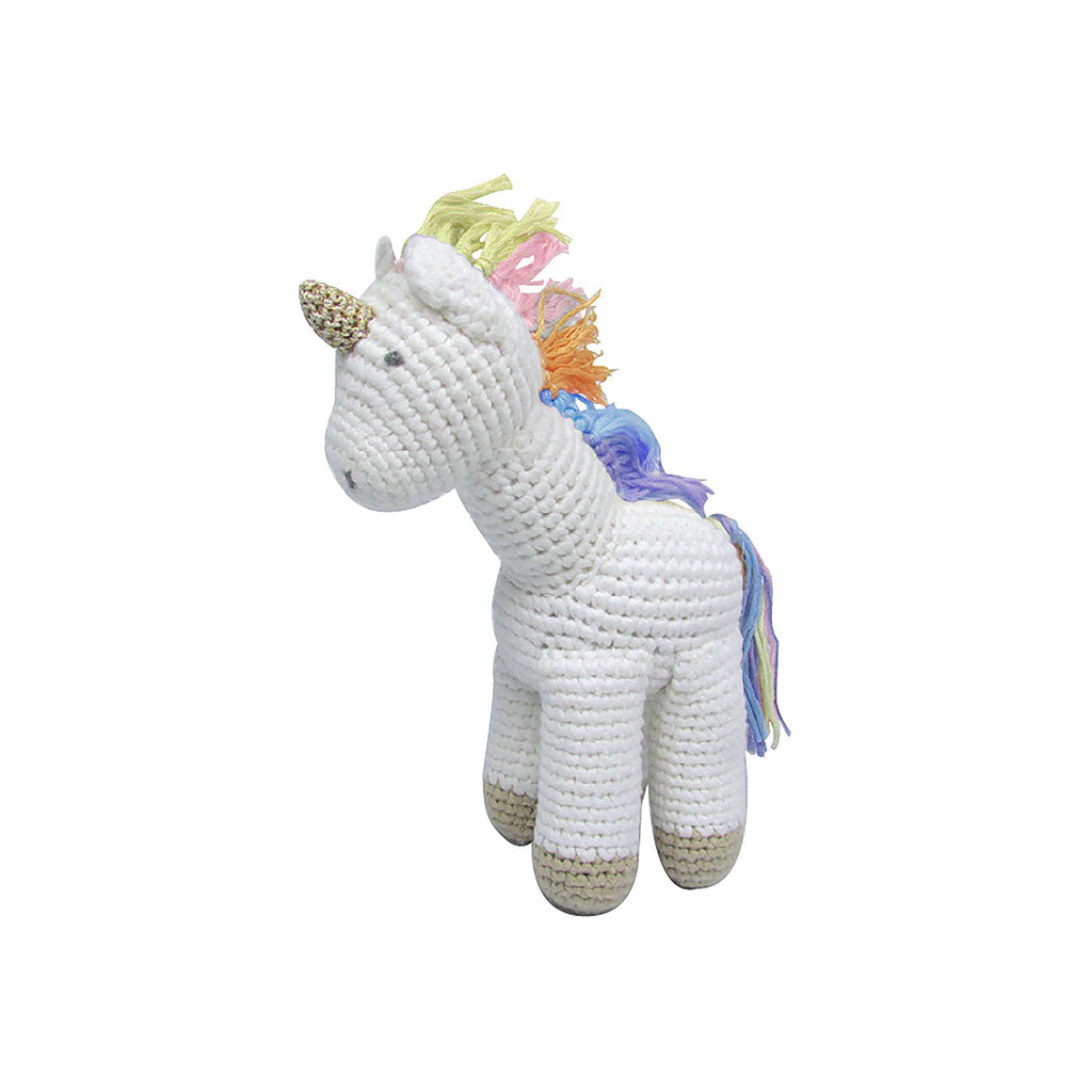 Albetta Kids Toys Unicorn Rainbow Soft Toy - Ever Simplicity