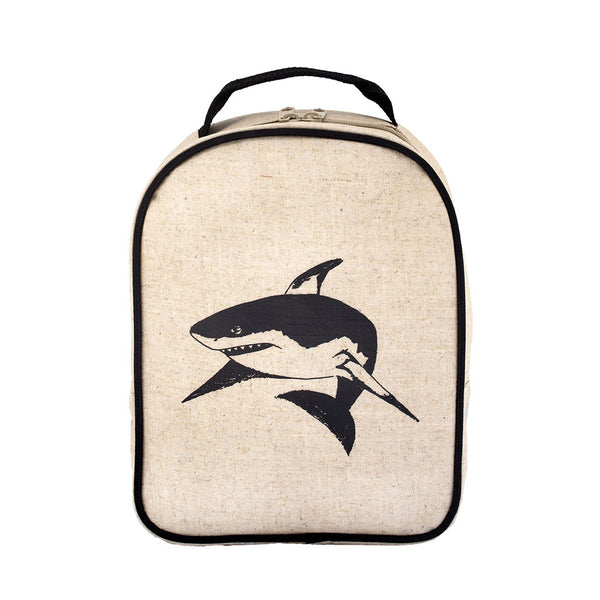 Black Shark Toddler Lunch Box