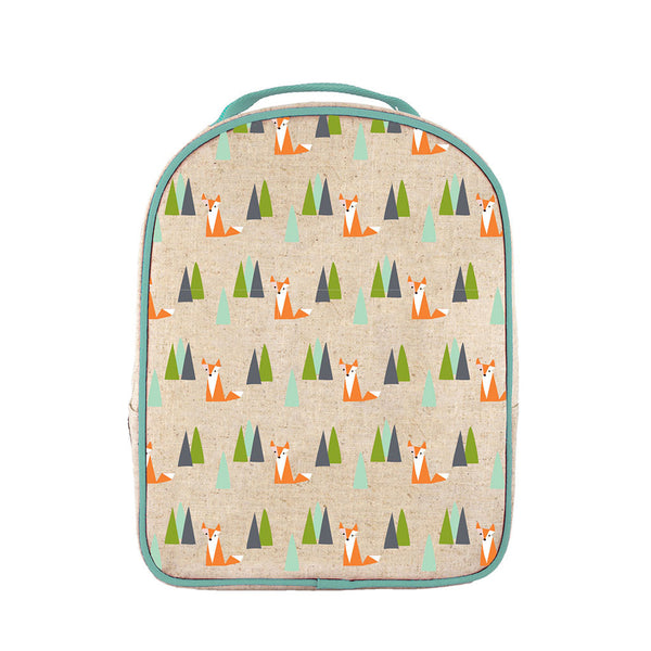 Olive Fox Toddler Lunch Box