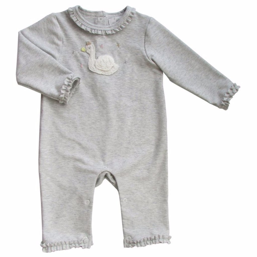 Albetta Kids one-pieces Crochet Swan Babygrow - Ever Simplicity