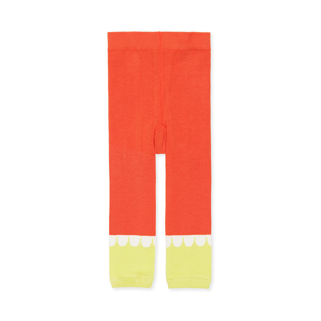 Hansel from Basel Kids accessories Wavy Cuff Legging - Ever Simplicity
