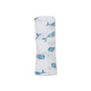 Angel Dear Kids accessories Whale Muslin Swaddle - Ever Simplicity