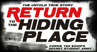 Return to the Hiding Place Store