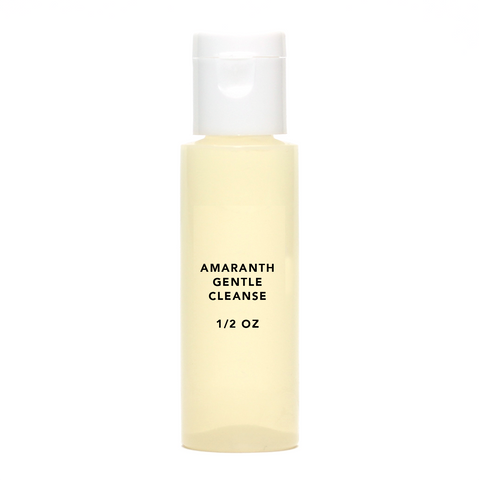 (SAMPLE) Amaranth Gentle Cleanse
