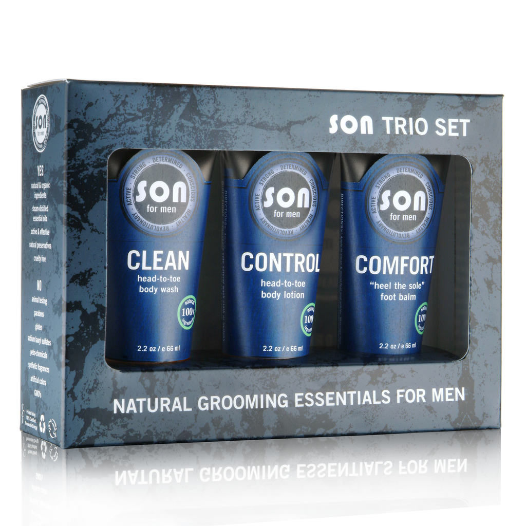 SON BODY CARE TRIO