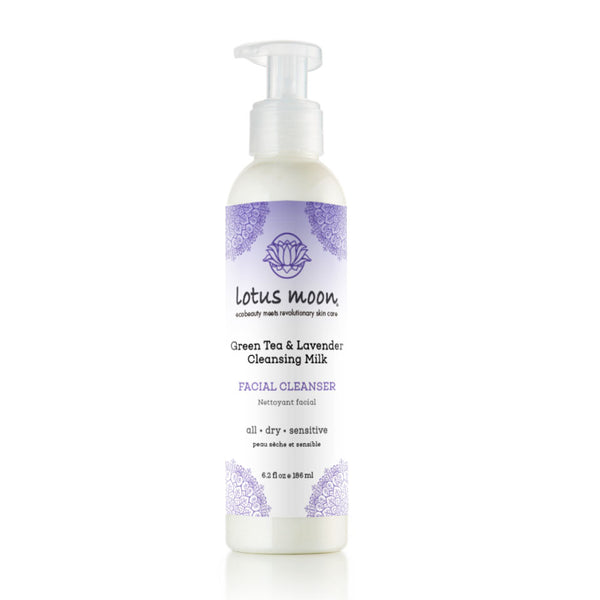 Green Tea & Lavender Cleansing Milk