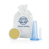 Facial cupping set from Lotus Moon