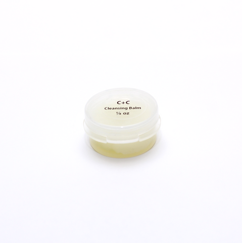 SAMPLE C + C Cleansing Balm