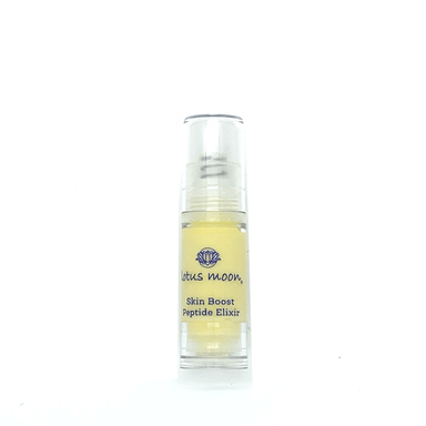 sample size organic peptide serum for aging skin