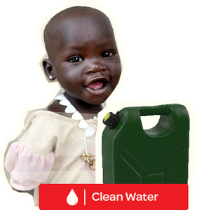 Clean Water - Digital Gift Card