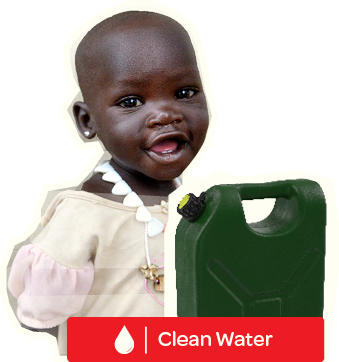 Clean Water - Postal Gift Card
