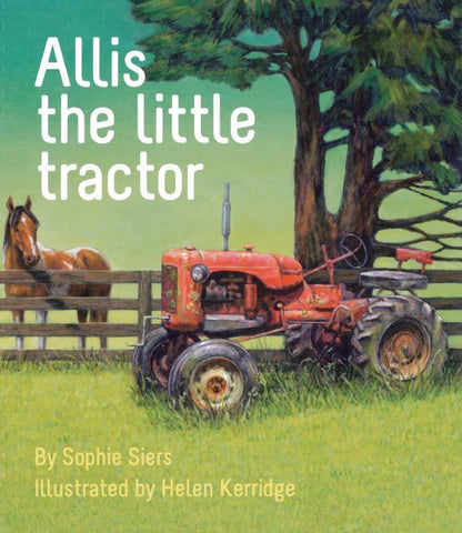 Allis the Little Tractor (children's book)