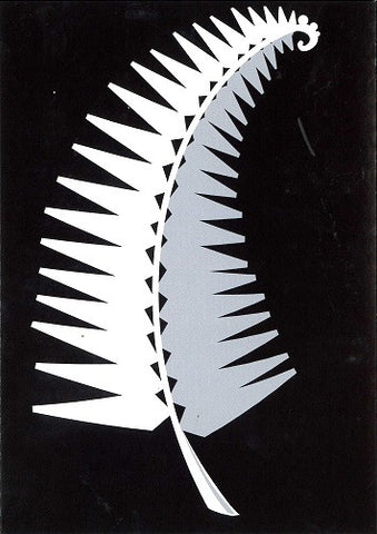 Silver Fern Card (pack of 5)