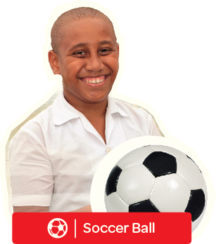 Soccer Ball - Digital Gift Card
