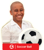 Soccer Ball - Postal Gift Card
