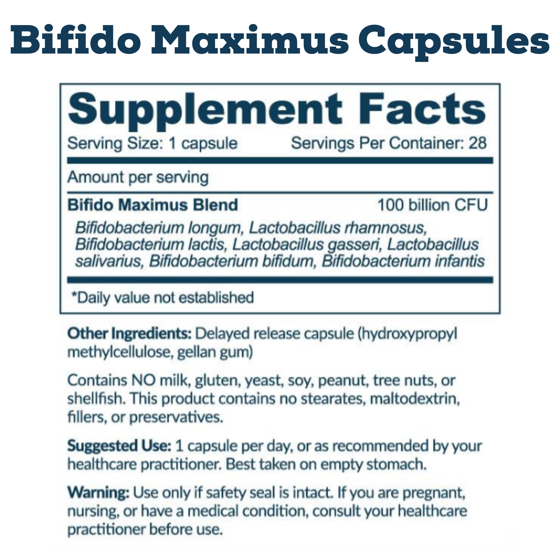 Microbiome Reset (2 Bottles of Microbiome Mojo, FREE Bottle of Bifido Maximus)