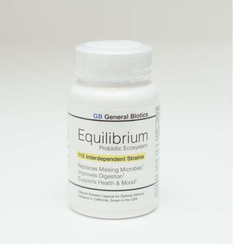 EQUILIBRIUM ENVIRONMENTAL/ANCESTRAL PROBIOTIC, G|B GENERAL BIOTICS