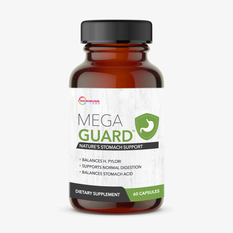 MegaGuard - Nature's Stomach Support