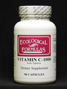 VITAMIN C-1000 FROM TAPIOCA 90 CAPS