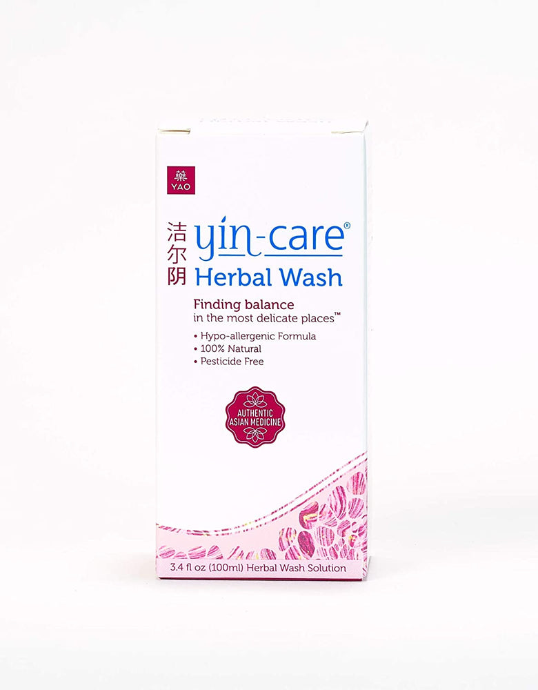 Yin Care Original Herbal Wash 100ml