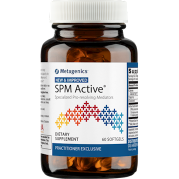 Metagenics SPM Active 60 softgels- 2 sizes available
