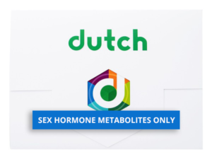 DUTCH - Sex Hormone Metabolites ONLY - dried urine test