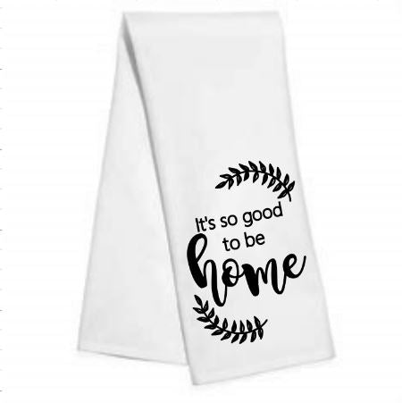It's so good.....Kitchen/Bar Towel