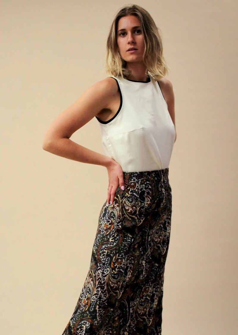 Pony Top | Ivory Wool Tank, Street_and_Saddle, vancouver_plus_size_holiday_ethical_fashion_womens