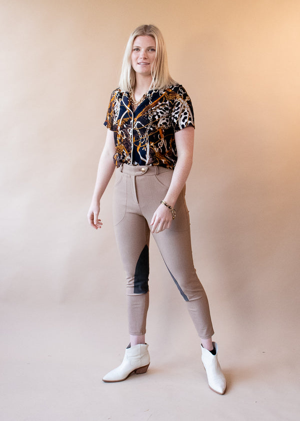 Bronco | Equestrian Riding Pant, Street_and_Saddle, vancouver_plus_size_holiday_ethical_fashion_womens
