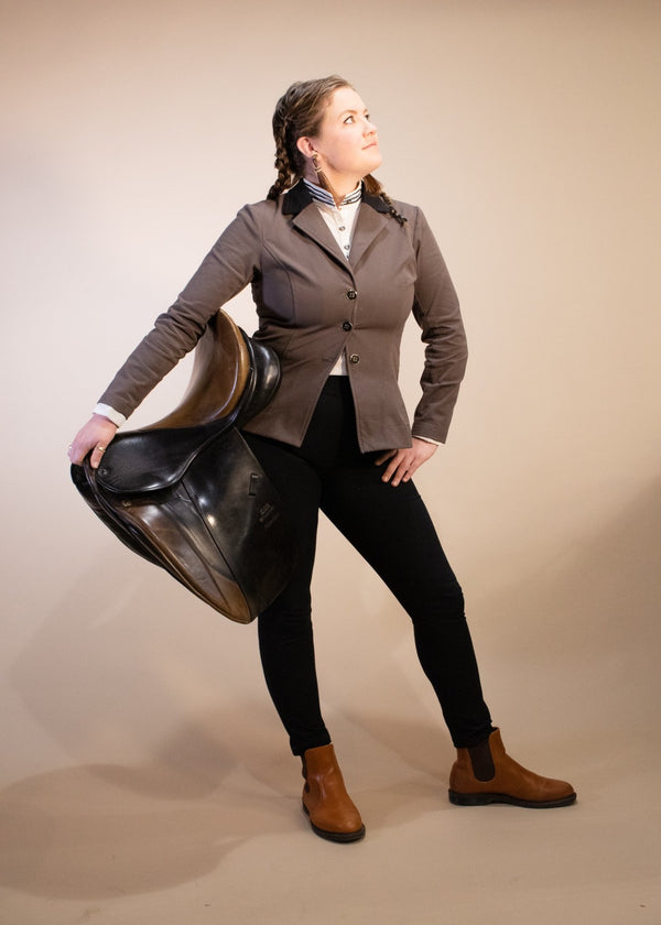 Best in Show | Equestrian Riding Jacket, Street_and_Saddle, vancouver_plus_size_holiday_ethical_fashion_womens