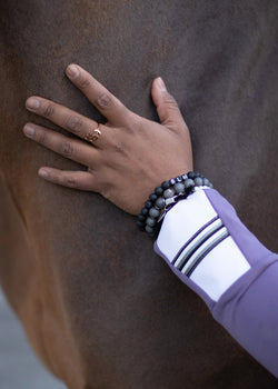Gimme Ribbon Shirt | Equestrian Riding Top - Street and Saddle