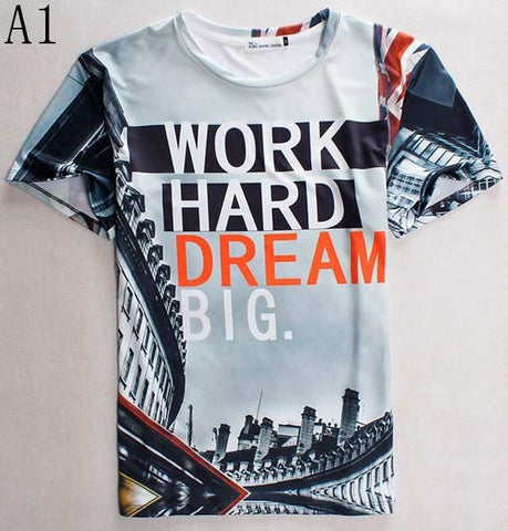 Work Hard Dream Big Shirt
