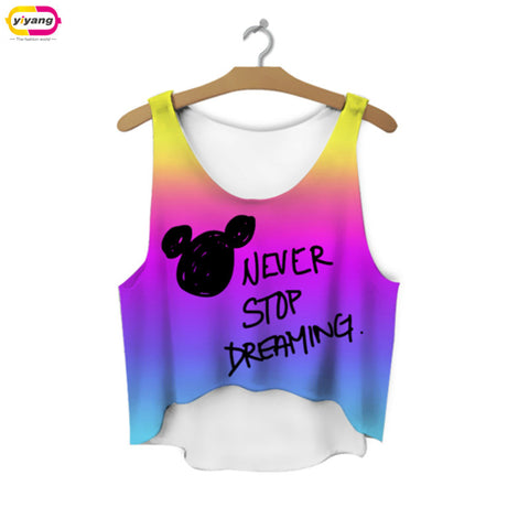 Never Stop Dreaming Tank