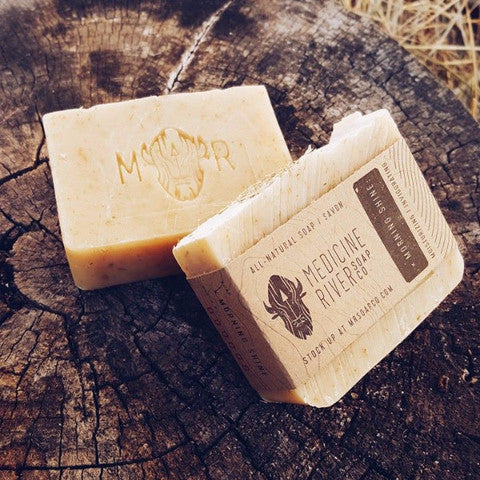 Morning Shine Soap Bar