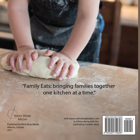 Family Eats Cookbook