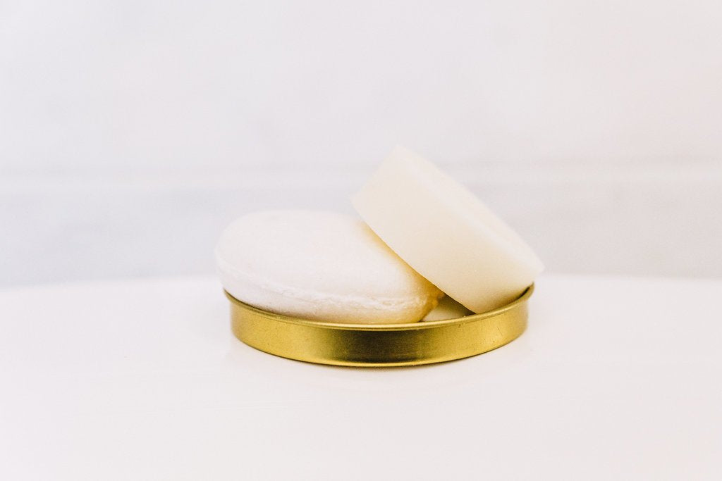 Aspen Shampoo + Conditioner Bars