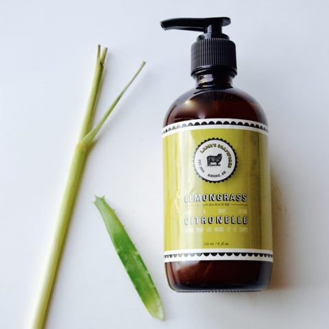 Lemongrass Hand & Body Lotion
