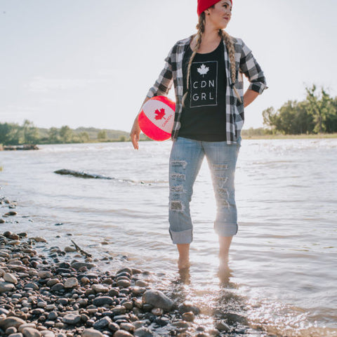 Canadian Girl Tank