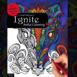 Ignite Artful Colouring Book