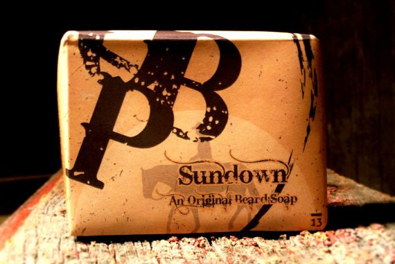 Sundown Beard Soap