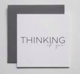 Thinking of You Mini Notecard